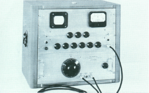 Varian's F6 Nuclear Fluxmeter, reproduced from [4]